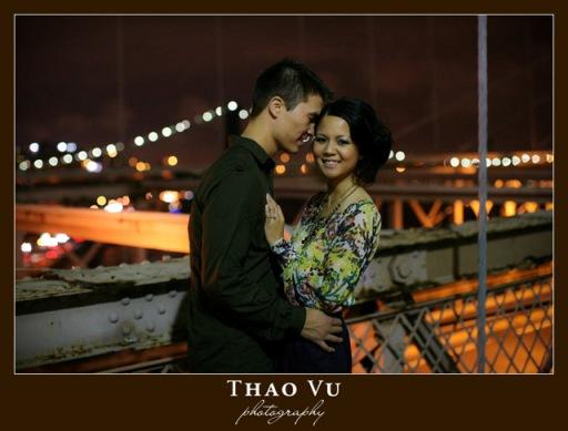 Thao and Robert NYC Shoot